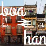Lisboa – Hanoi em 14 dias!