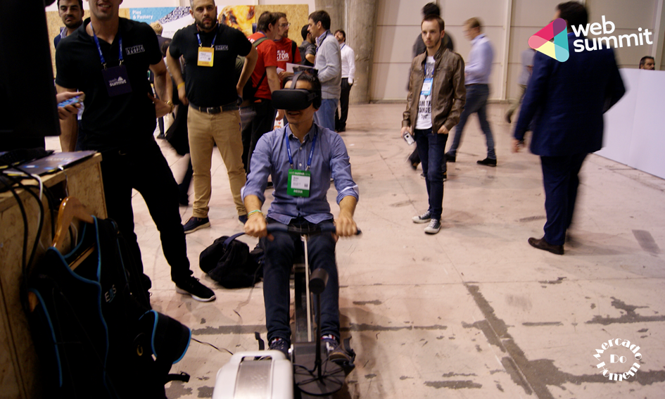 #WebSummit – 2nd Day in Pictures