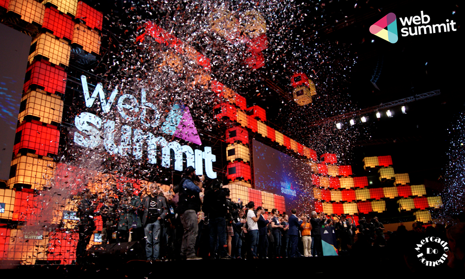 #WebSummit – 1st Day in Pictures
