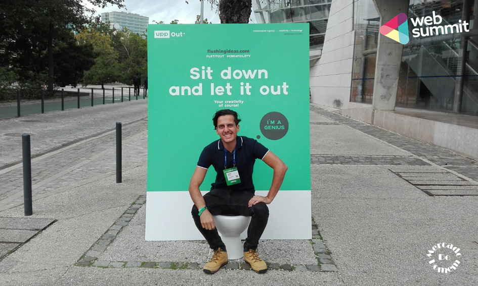 #WebSummit – 3rd Day in Pictures