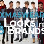 xmaswear - 16 looks de 8 marcas