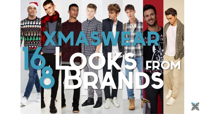 xmaswear – 16 looks de 8 marcas