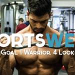 Sportswear: 1 Goal, 1 Warrior, 4 Looks