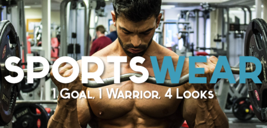 Sportswear: 1 Goal, 1 Warrior, 4 Looks
