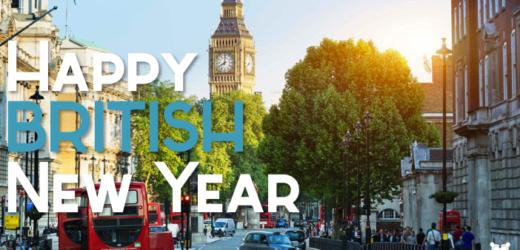 Happy British New Year