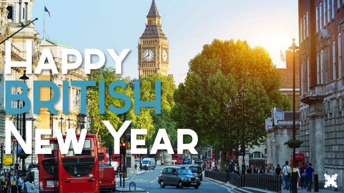 Happy British New Year