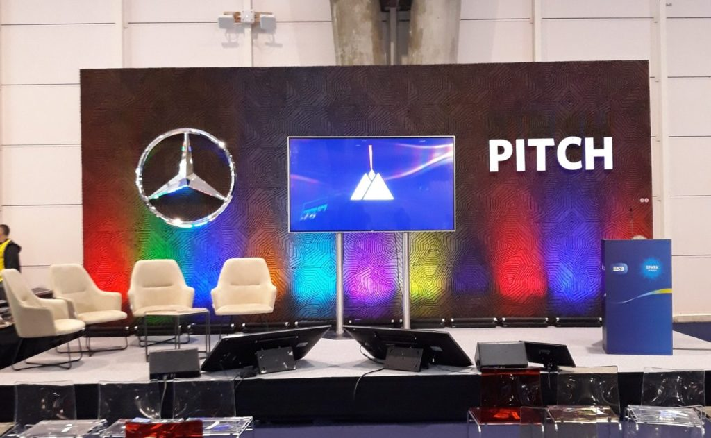 WebSummit Startups Pitch