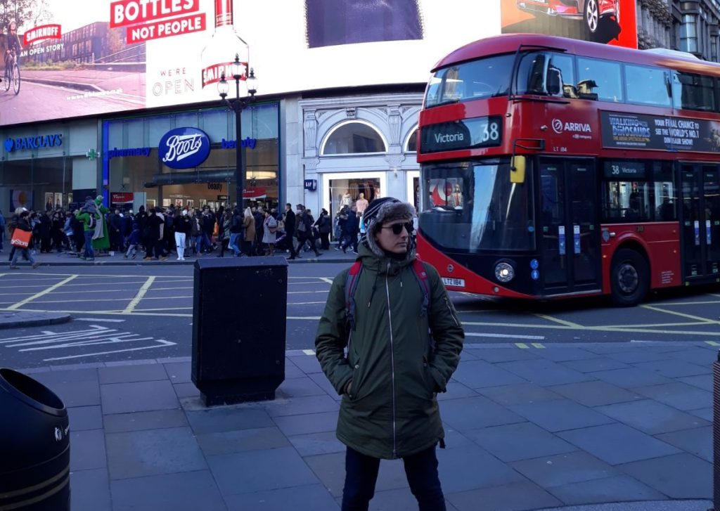 London Picadilly