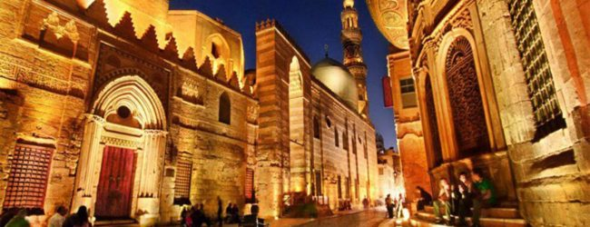 A mystic country called Egypt