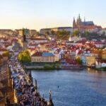 Travel: Adeus Londres! Dobrý den Praha!