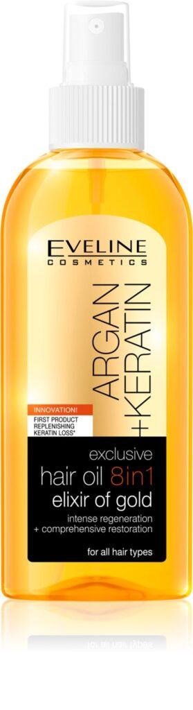 Eveline Cosmetics Argan + Keratin
