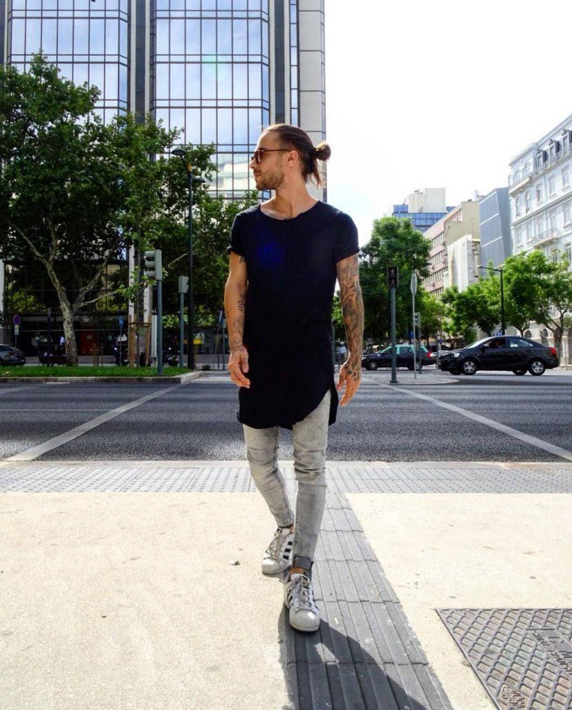 Look do Mês: Diogo Piçarra by Bershka.com
