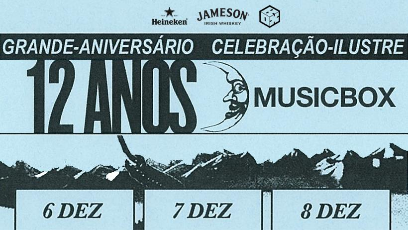 LetsGO: MusicBox comemora 12 anos