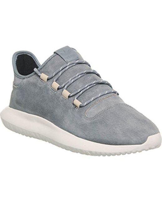 Adidas Tubular Shadow Grey Grey Off White