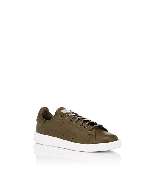 ADIDAS Men's Stan Smith Leather Sneakers