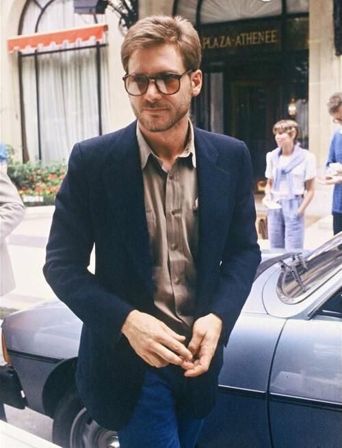 Look do Mês: Harrison Ford by Ralph Lauren