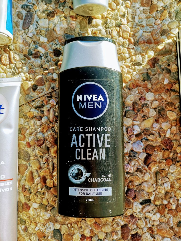 Shampoo Active Clean da Nivea