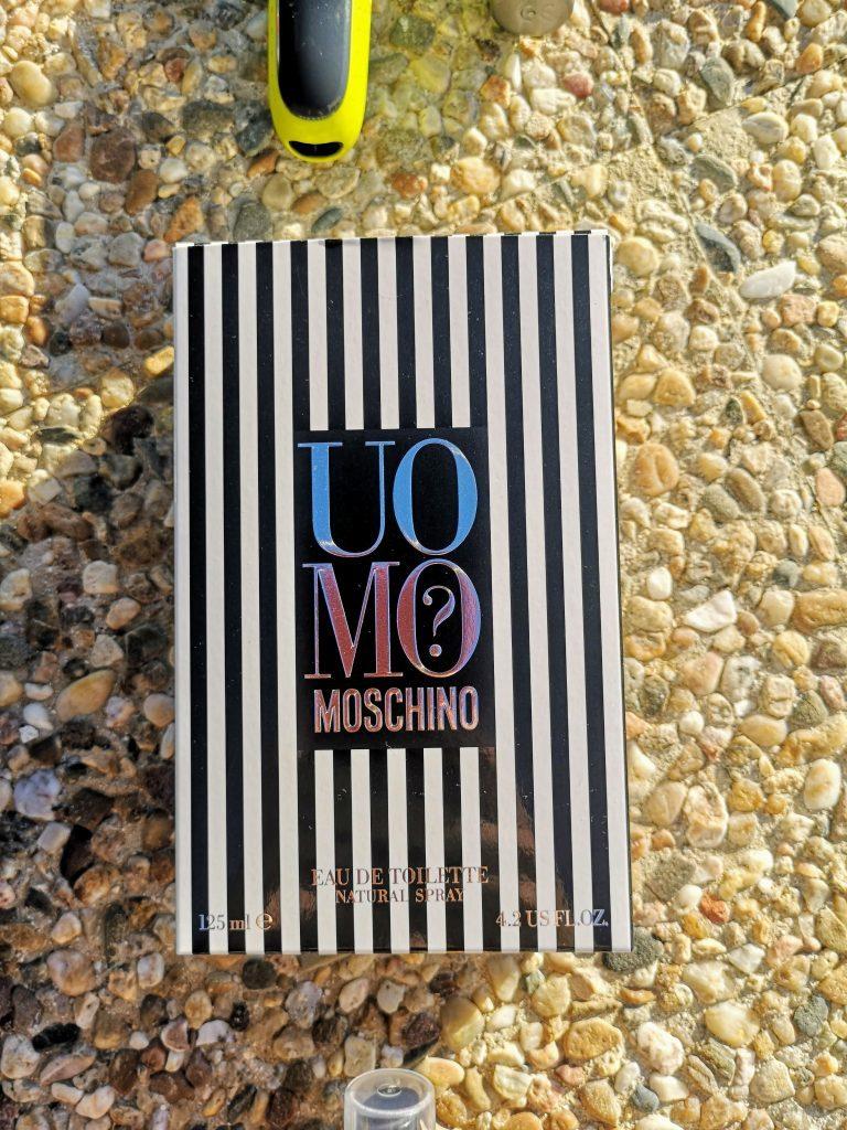 Uomo? by Moschino