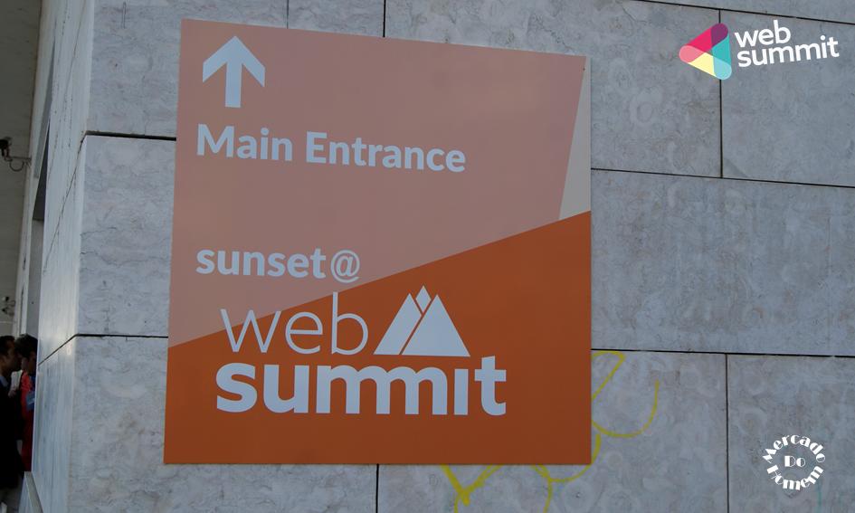 SunSet WebSummit Sign