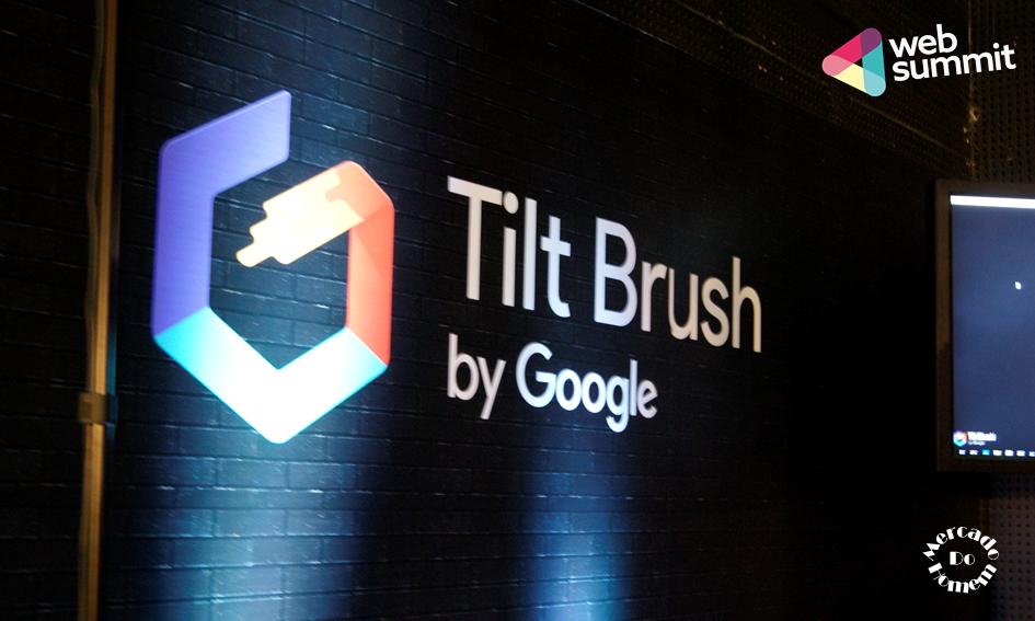 Tilt Brush using VR by Google