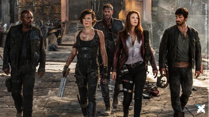 Resident Evil:The Last Chapter