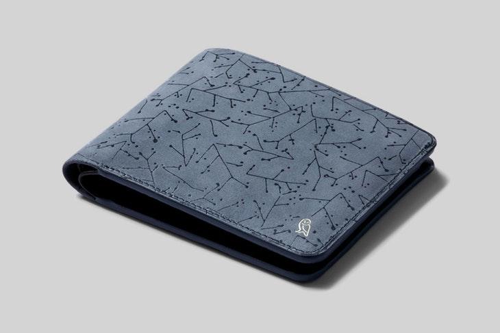 bellroy bifold men wallet Hide & Seek - Designers Edition