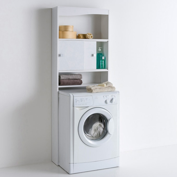 Estante para máquina de lavar