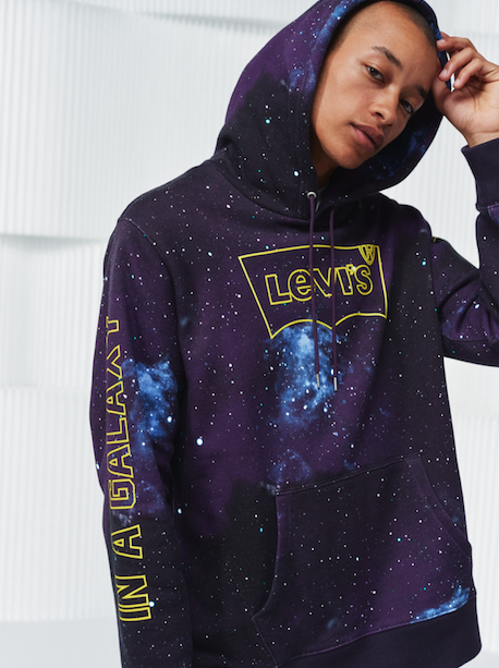 coleção Levi's® x Star Wars™