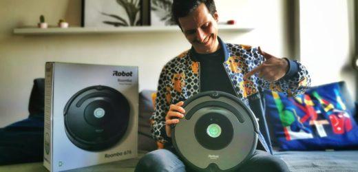 O verdadeiro motivo pelo qual um Robot Roomba é tudo o que um homem precisa na vida