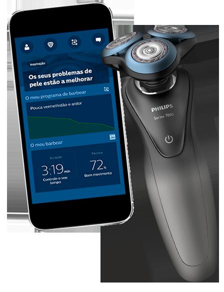 Philips GroomTribe App