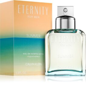 Calvin Klein Eternity for Men Summer 2019