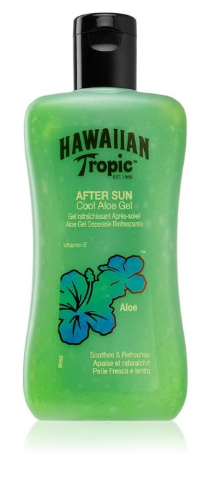 Hawaiian Tropic After Sun Aloe Vera